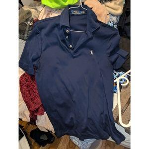 Navy Polo Ralph Lauren Shirt